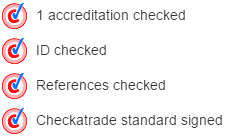 checkatrade accreditations